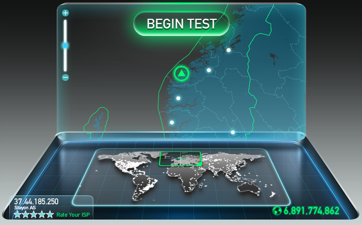 speedtestnet